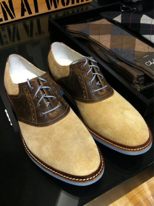 nice saddle shoes