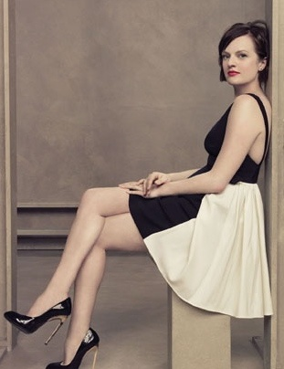 "Elizabeth Moss (""Mad Men"")"