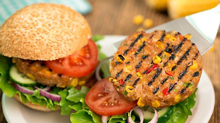 Grillowany burger teksański