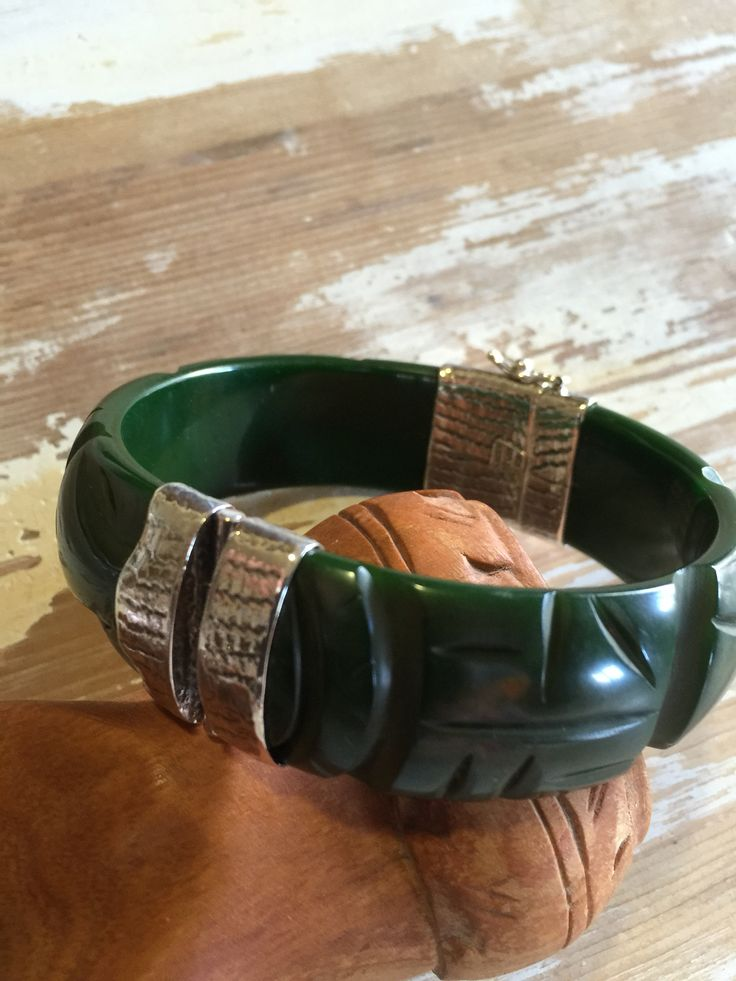 1814 best Bakelite and Other PlasticJewelry images on Pinterest