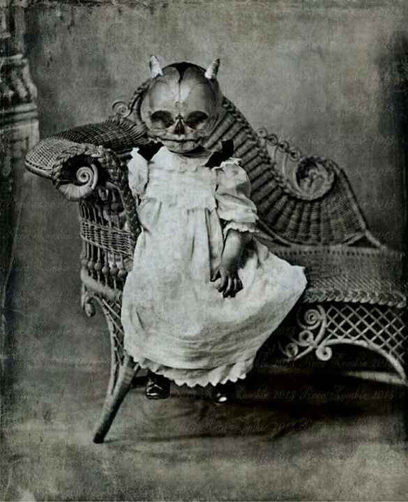 Creepy vintage Halloween costumes – in pictures | Life and style | The Guardian