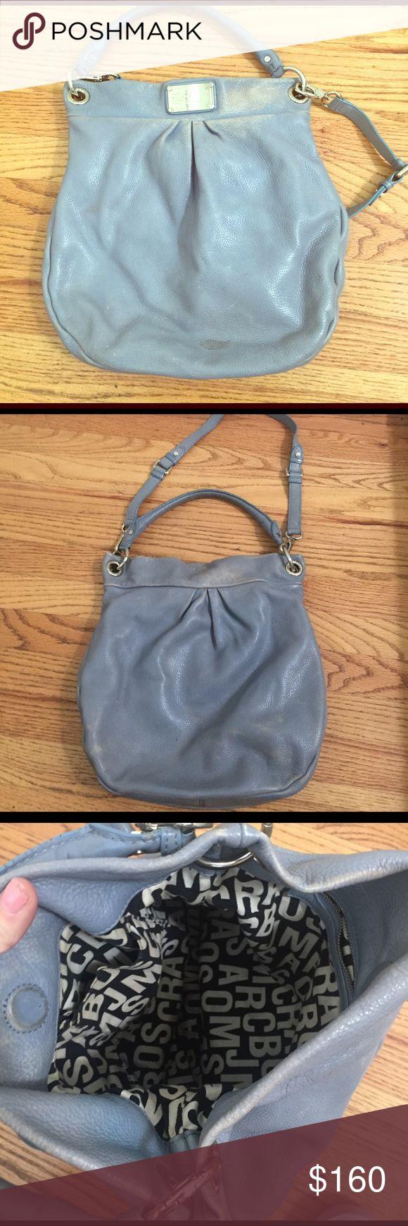 Marc by Marc jacobs blue shoulder bag purse hobo Marc by Marc jacobs blue shoulder bag purse hobo Marc by Marc Jacobs Bags Shoulder Bags