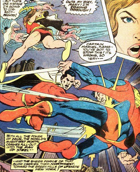 ShAzAm! VS SUPERMAN