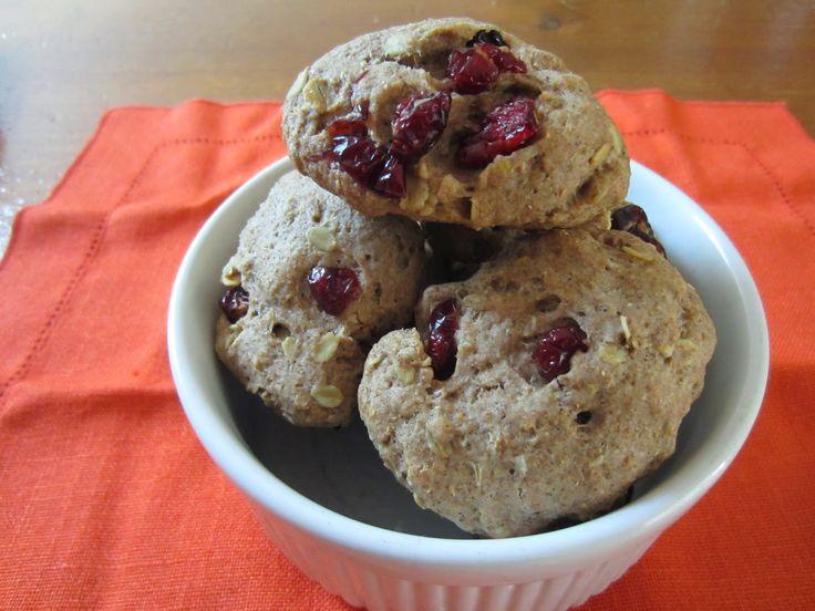 17 mejores ideas sobre galletas de trigo integral en - Harina integral de trigo ...