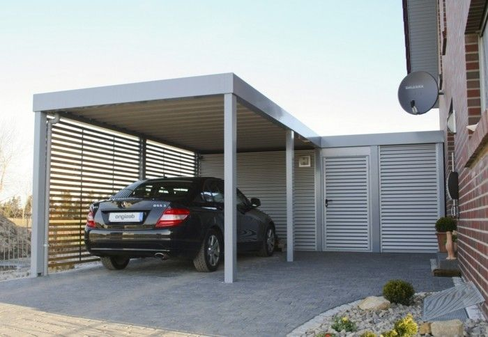 best 25 carport selber bauen ideas on pinterest. Black Bedroom Furniture Sets. Home Design Ideas