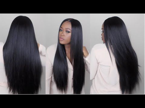 Another Slayed Wig Tutorial [Video] - http://community.blackhairinformation.com/video-gallery/weaves-and-wigs-videos/another-slayed-wig-tutorial-video/
