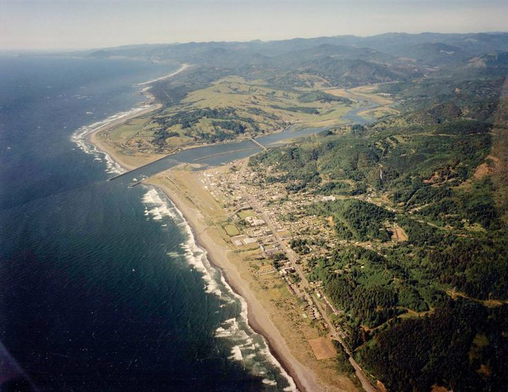 Gold Beach, Oregon.