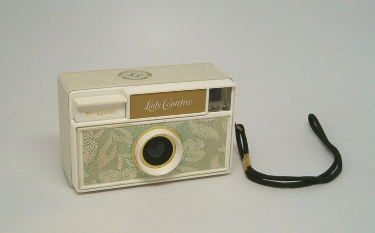 VINTAGE ARGUS Lady Carefree 126 Instamatic Camera by highplacesphotos on Etsy https://www.etsy.com/listing/250451615/vintage-argus-lady-carefree-126