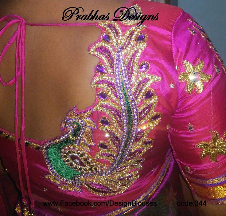 We conduct Professional Aari Embroidery classes  Machine Embroidery Classes  Tailoring Classes  Saree Tassel Classes. We undertake orders for Bridal Blouses   Patch work blouses. Ph:9677003313 18 August 2016