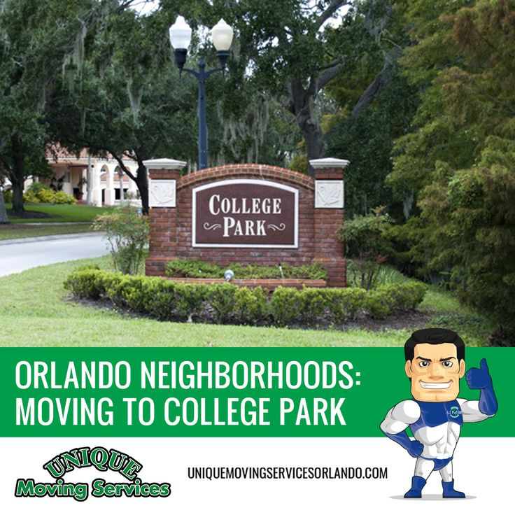 Orlando Local Moving Company College Park is a historic Orlando neighborhood that is nestled between I-4 and Colonial Drive. Its name comes from the many main streets named after prestigious Ivy League colleges such as Harvard, Yale, and Princeton. Because of its proximity to Downtown Orlando,...