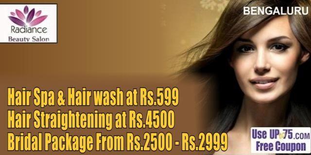 Radiance Beauty Salon Offers Salons Beauty Salon Spa Manicure