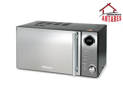OLIMPIC FORNO A MICROONDE OSCAR 5150 25 LT 1000W GRILL BY ANTARES ARREDAMENTI