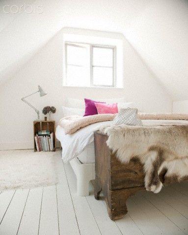 blijft mooi..wit geschilderde planken vloer!!
