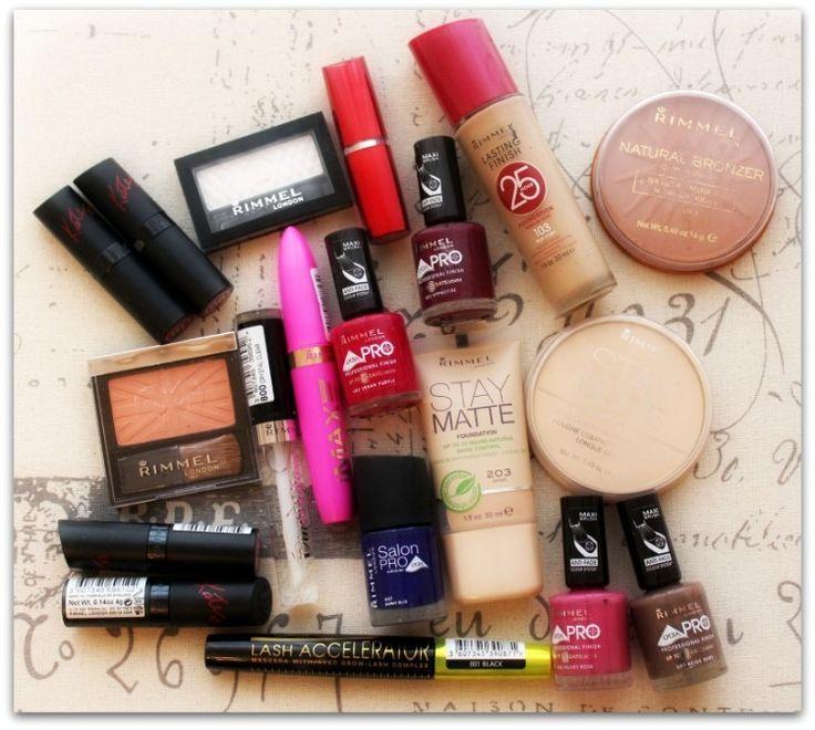 Huge Rimmel & Maybelline Makeup Haul! Best Drugstore Deals!