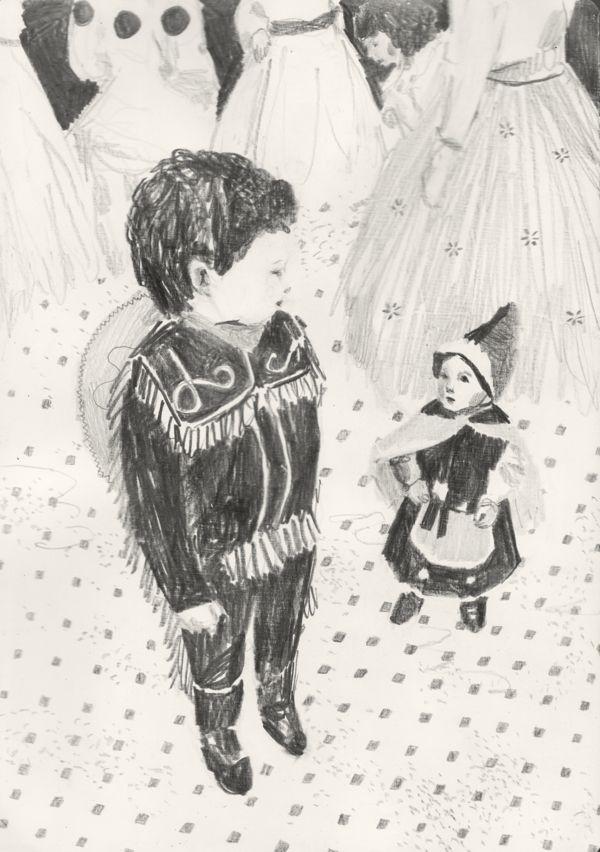 Ilustrarte 2014 by Viola Niccolai, via Behance