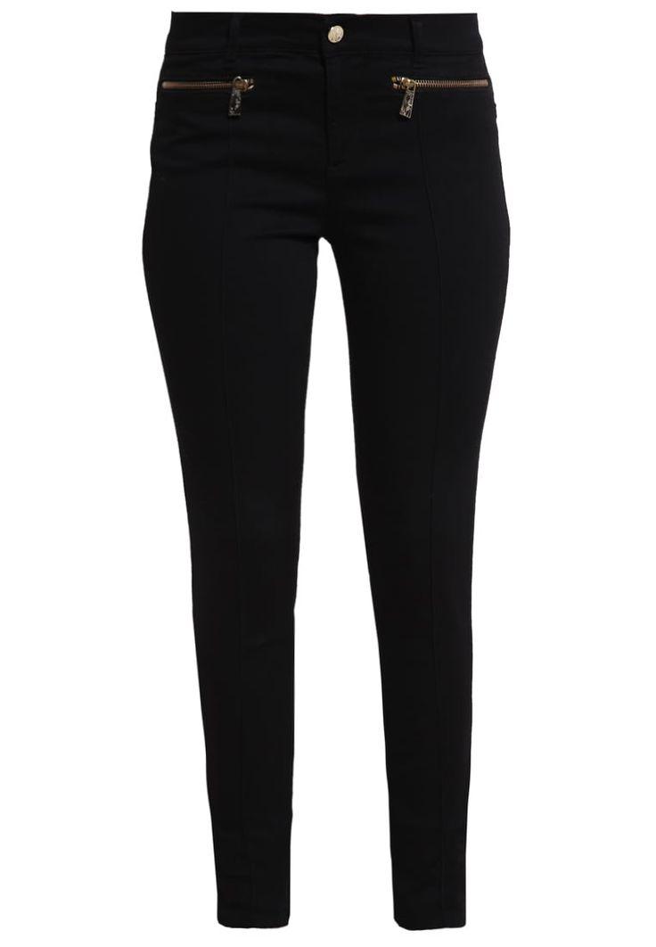 Versace Jeans Jeans Slim Fit nero Bekleidung bei Zalando.de | Material Oberstoff: 66% Baumwolle, 22% Polyester, 11% Viskose, 1% Elasthan | Bekleidung jetzt versandkostenfrei bei Zalando.de bestellen!
