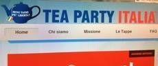 """""""Anche in Trentino nasce 'Tea Party' """" - (Ansa)"""