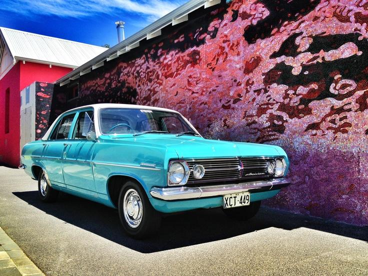 1967 HR Holden, my cruiser