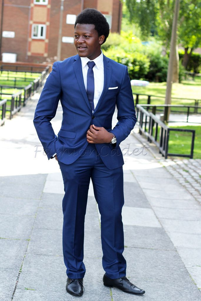 Cheap Navy Blue Suits | My Dress Tip