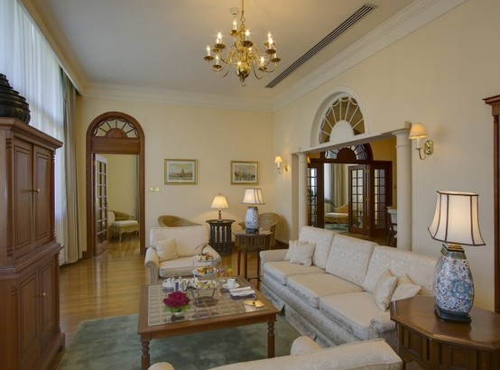 The Strand Suite Living Area At Yangon Myanmar Unpluggededition