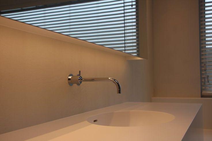 20170409&105221_Klein Toilet Badkamer ~   Huis badkamer on Pinterest  Texture painting, Modern toilet and Van