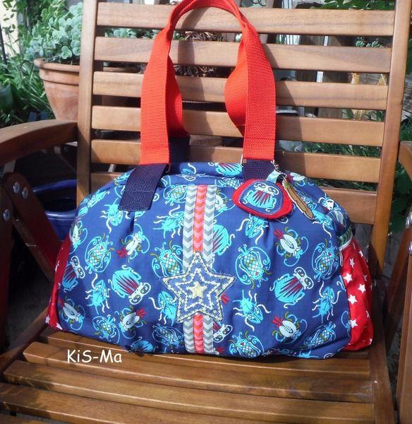 Tasche *MOSCA* von Taschen by KiS-Ma auf DaWanda.com