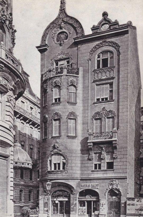 Budapest 1904 - 1910