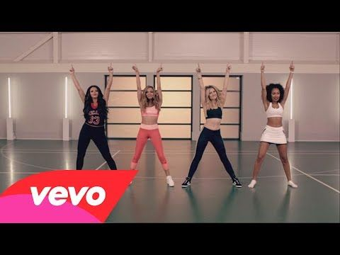 ▶ Little Mix - Word Up! - YouTube  ~ I love it!! (:  But does anyone else feel like the video was a little more focused on Perrie than the other girls? Don't get me wrong, I love Perrie, but the girls should have equal screen time, not focused only on one group member x