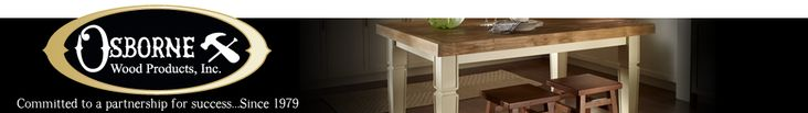 Island Legs, Corbels, Table Legs, Molding, Bun Feet, Unfinished Wooden Components | Osborne Wood Products