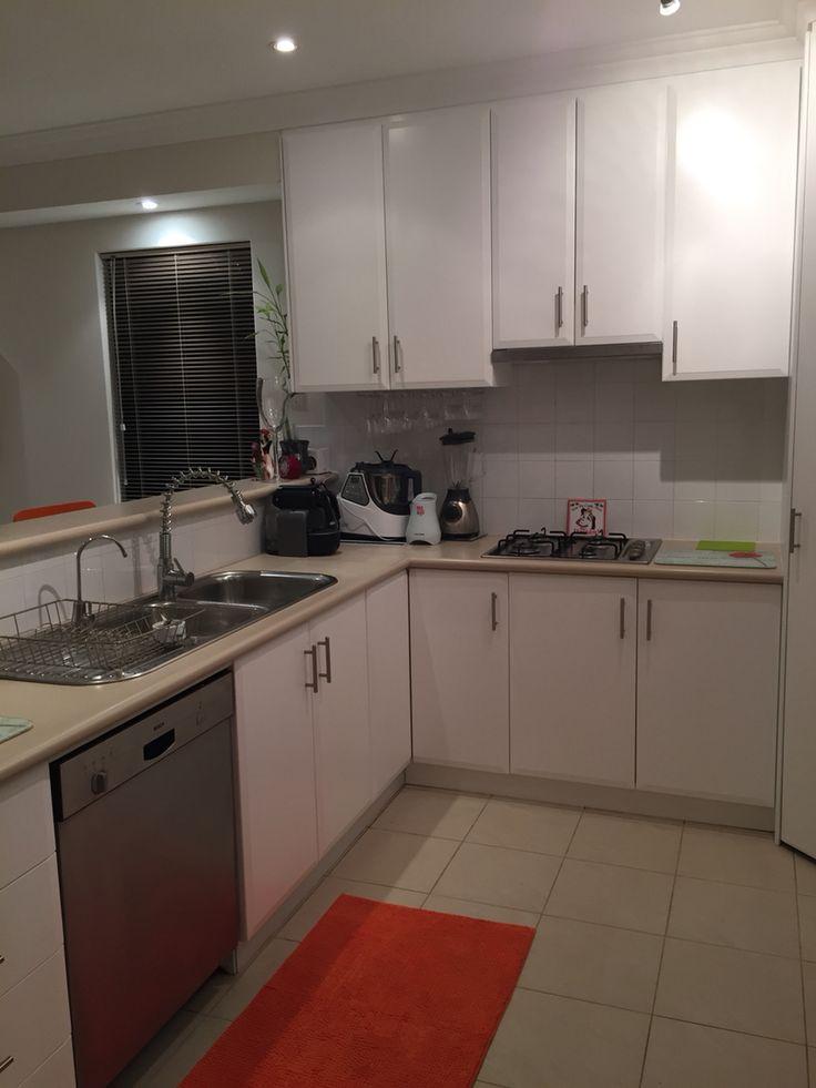 Kitchen renovation! $1500 respray.