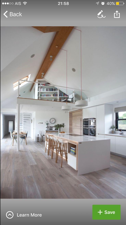 135 best Kitchen images on Pinterest | Kitchens, Kitchen extensions ...