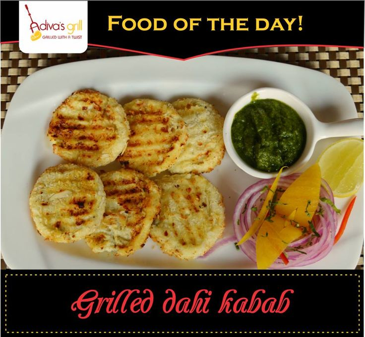 We help you experience bliss with our grilled dahi kebab. Book your table at Adiva's Grill to taste nirvana.