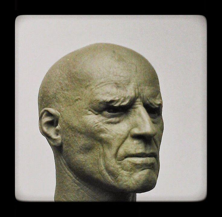Head/Super Sculpey/38mm