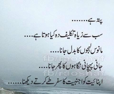 17 best urdu quotes on pinterest urdu poetry vibes