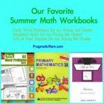 Best Math Workbooks for Home or Summer Supplementation :: PragmaticMom