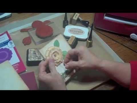 how to use spellbinders grand calibur