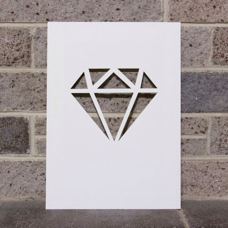 Diamond in the cut - Now available. A3 on 300gsm Watercolour stock.  $65NZ + $6.50 Postage anywhere in NZ. Made to order. Sold unframed.  #papercut #handcut #rinirizaldesign #wallart #madetoorder