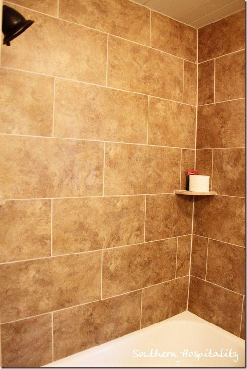 Remodel Bathroom With Tile 11 best brick pattern tile images on pinterest | bathroom ideas