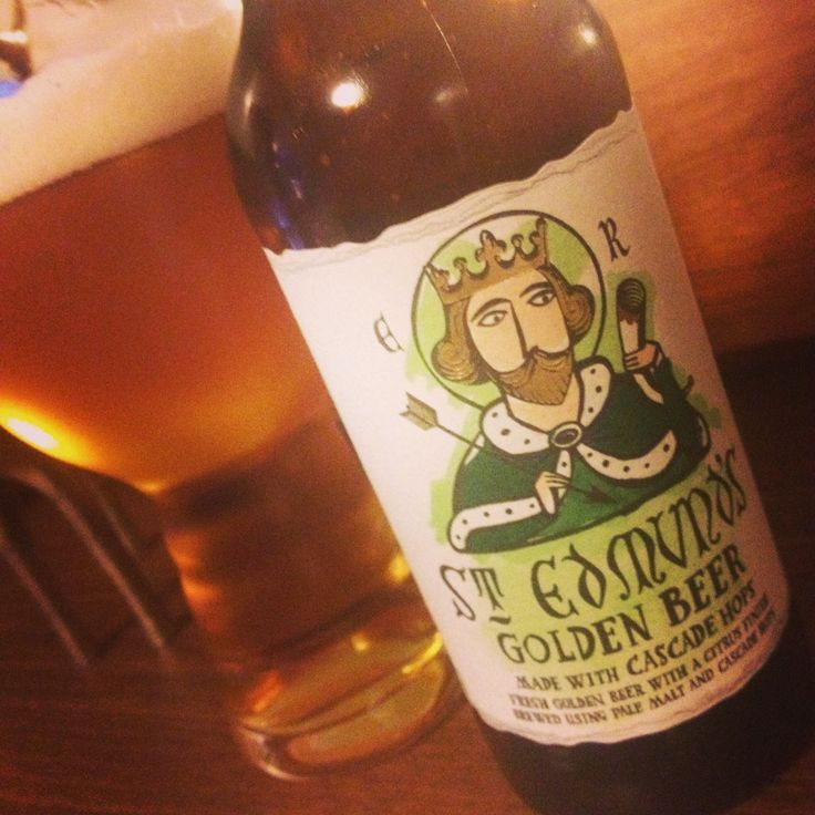 Greene King St Edmunds Golden Ale