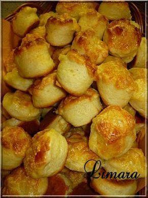 Limara péksége: Juhtúrós pogácsa Luca napra