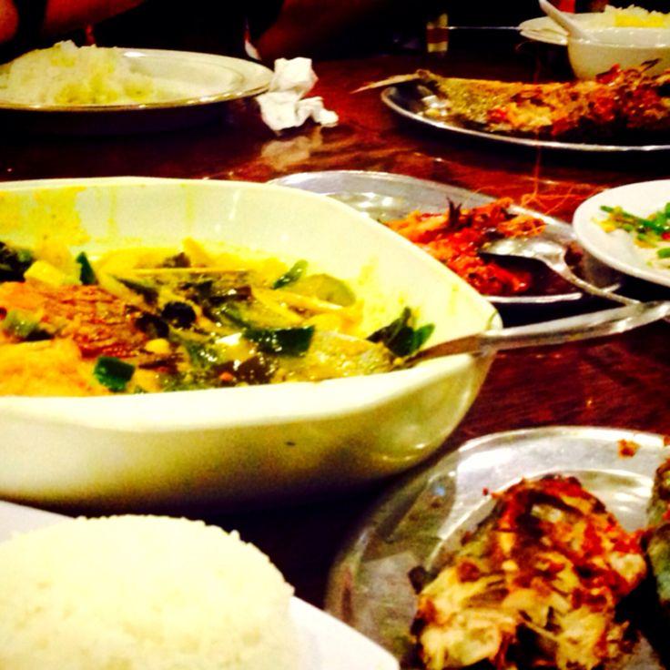 Woku - Manado Food
