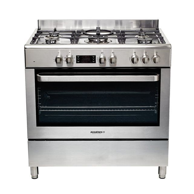 Cuisinière Four Multifonction Catalyse CANDY RGM9095IN CANDY