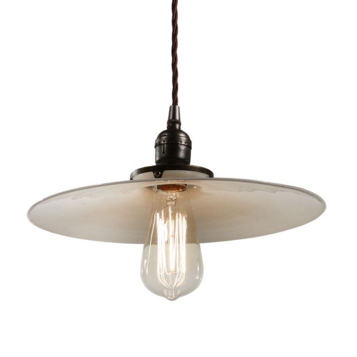 166 best house lighting images on pinterest house lighting antique industrial pendant light with milk glass shade c 1910 preservation station mozeypictures Choice Image