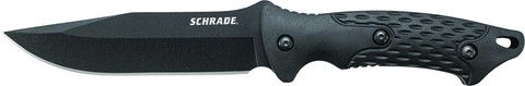 Schrade Full Tang Clip Point Fixed Blade Knife - Taylor Brands