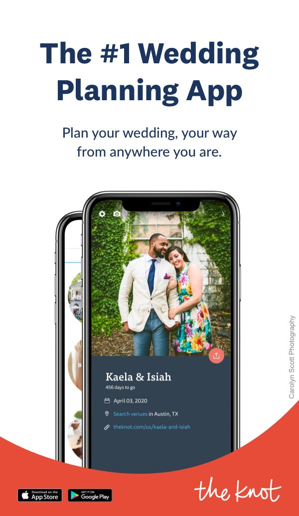 Wedding Planning App.The Knot Wedding Planner App Makes Planning On The Go Quick Fun And