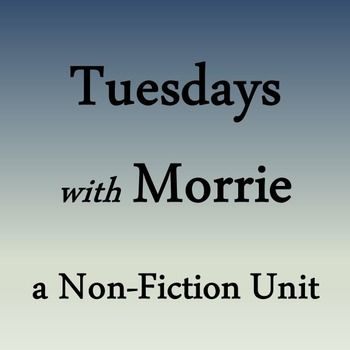 "tuesdays with morrie a religious perspective essay Cause-effect essay in the novel, ""tuesdays with morrie"", by mitch albom, morrie has several childhood experiences that affect him as an adult."
