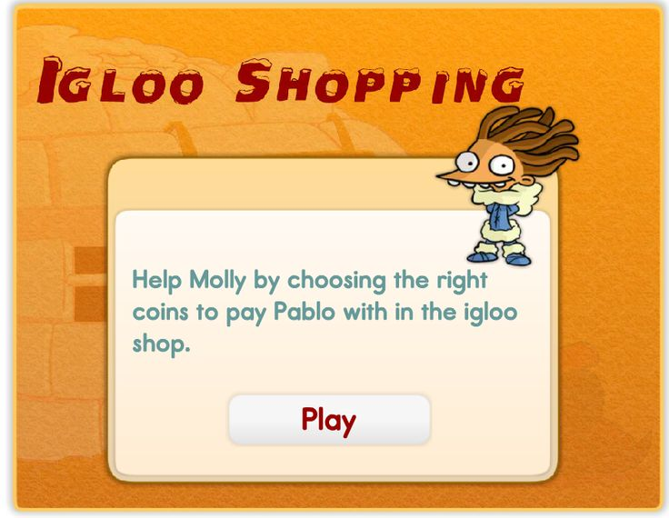 http://www.bbc.co.uk/bitesize/ks1/maths/money/play/popup.shtml Cool online game where you use various denominations to pay for items at the shop. Fun!