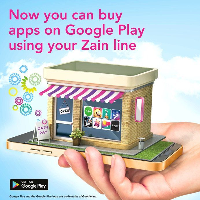 Zain Bahrain launches Direct Carrier Billing Service with Google Play