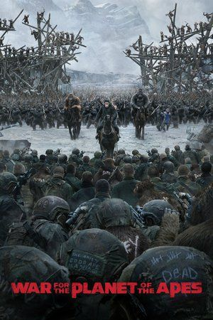 Watch War for the Planet of the Apes (2017) Full Movie Download