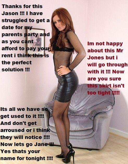 And Soon You Will Be My Girlfriend Sissy Feminization